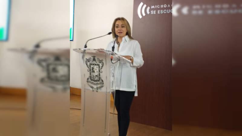 Se recupera el turismo en Michoacán: Claudia Chávez