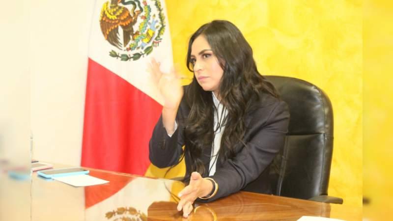 Más que discursos, urgen hechos en federalización de la nómina educativa: Araceli Saucedo