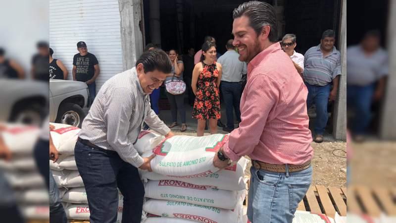 La solución a la problemática del campo la debemos construir todos juntos: Eduardo Orihuela
