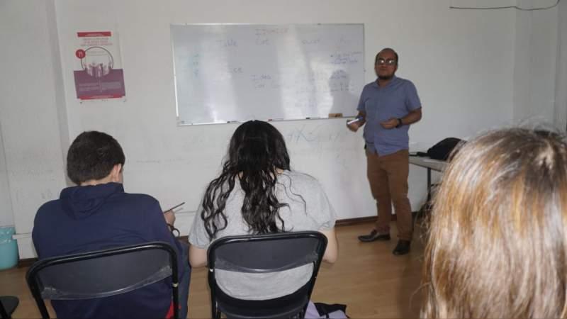 Inicia curso de verano de Inglés Inicial en el Ijumich