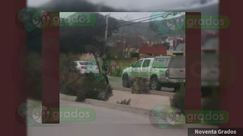Ejecutan a hombre en Coyuca de Benítez, en Guerrero