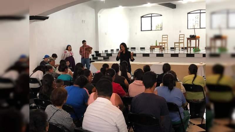 Inaplazable hacer efectivo el empoderamiento de las mujeres: Lucila Martínez