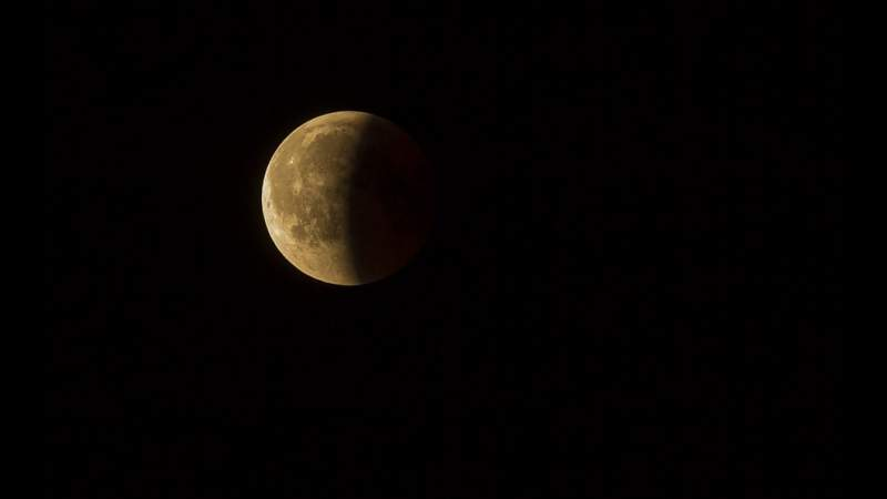 Hoy 16 de julio ocurrirá el último eclipse lunar de 2019