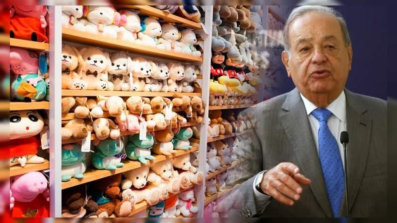 Carlos Slim compró la tercera parte de Miniso
