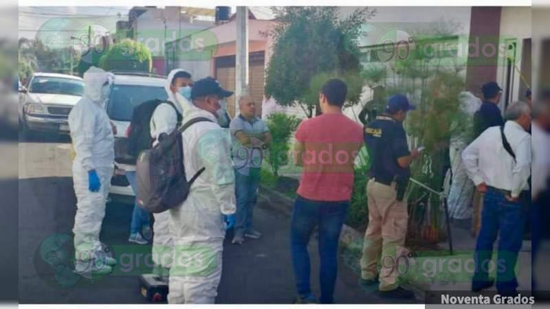 Asesinan a octogenaria en Morelia, Michoacán