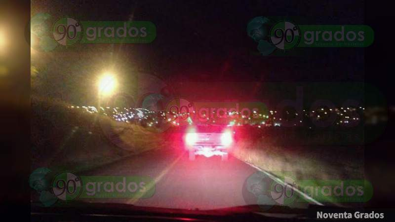 Liberan a joven víctima de secuestro en Morelia, Michoacán