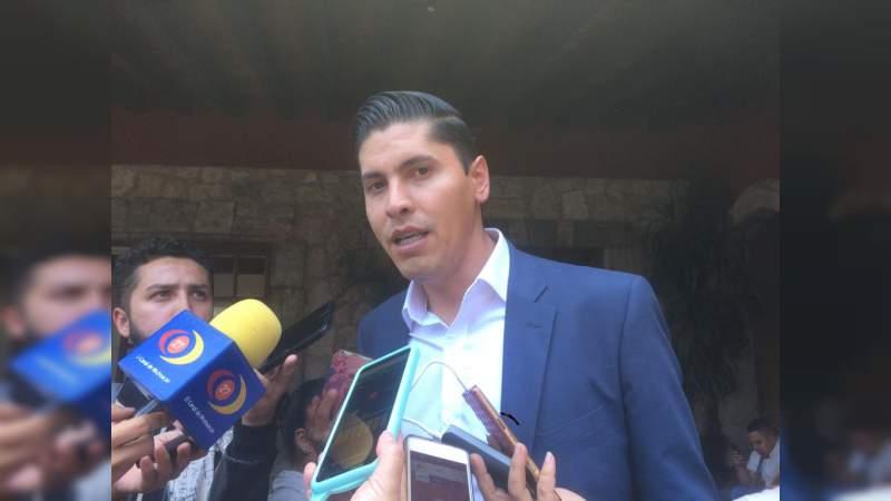 Desinterés de la Jucupo para conocer de observaciones de la ASF, solo acude diputado de MC