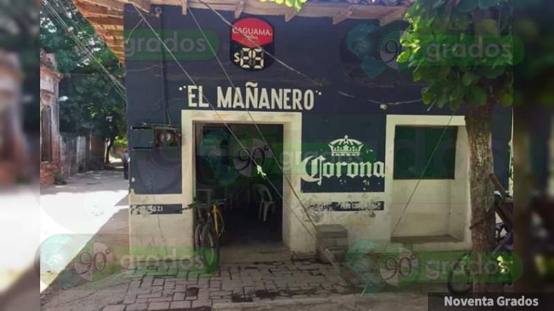 Mujer abandona a su hijo al interior de un bar