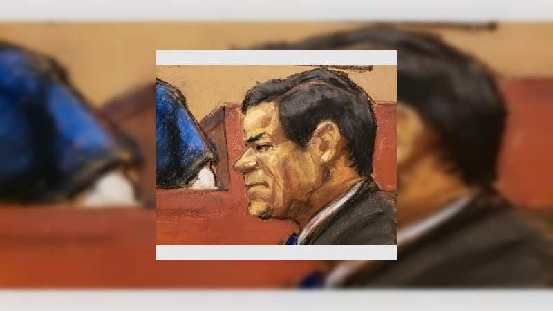 El Chapo Guzmán es sentenciado a cadena perpetua