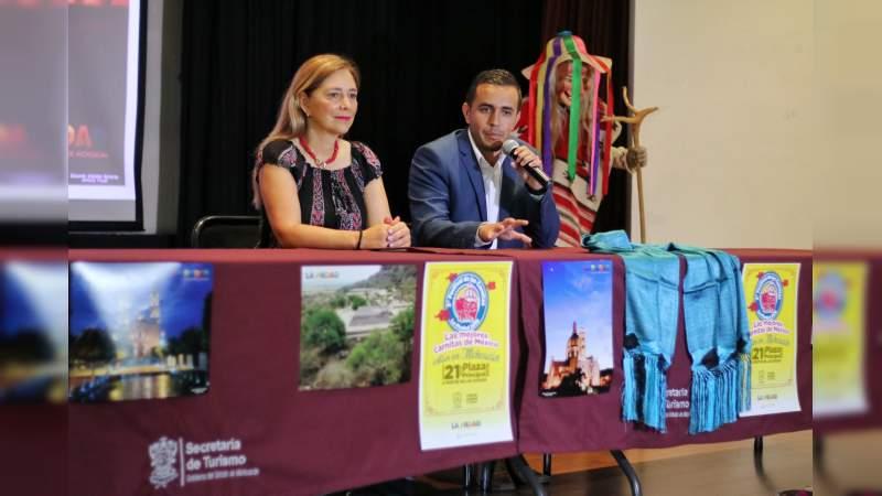 Segundo Festival de las Carnitas, el domingo 21 en La Piedad