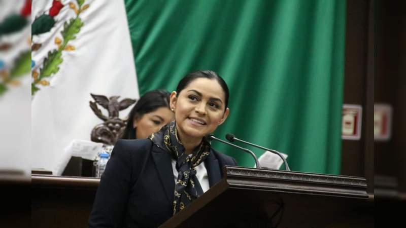 Combate a la corrupción debe enmarcarse dentro del Sistema Nacional: Araceli Saucedo