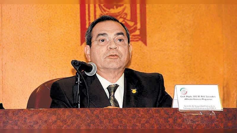 Detienen a exjefe de seguridad de Pemex por huachicoleo
