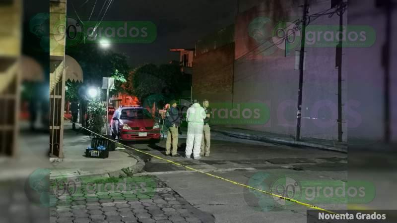 Descuartizan a hombre en Morelia, Michoacán; ya son 21 personas asesinadas en julio en esta ciudad