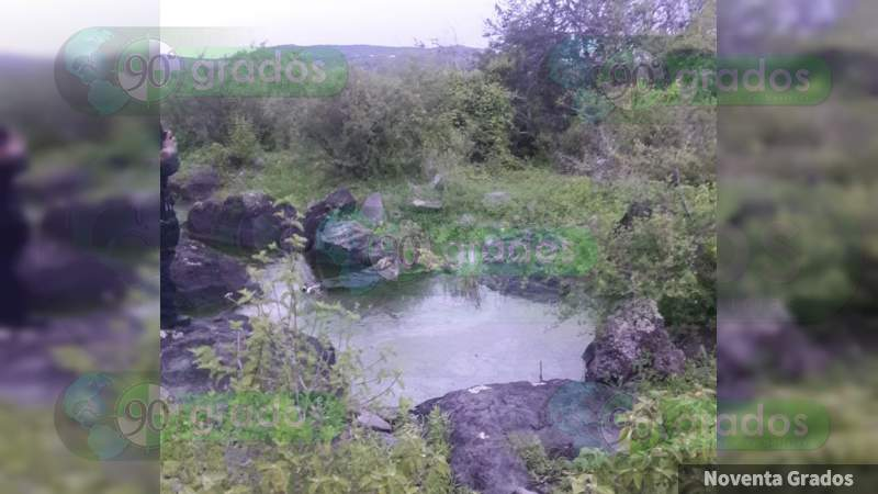 Hallan cadáver putrefacto en Sahuayo, Michoacán