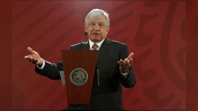 No hay nada contra Peña Nieto en el caso Odebrecht: AMLO