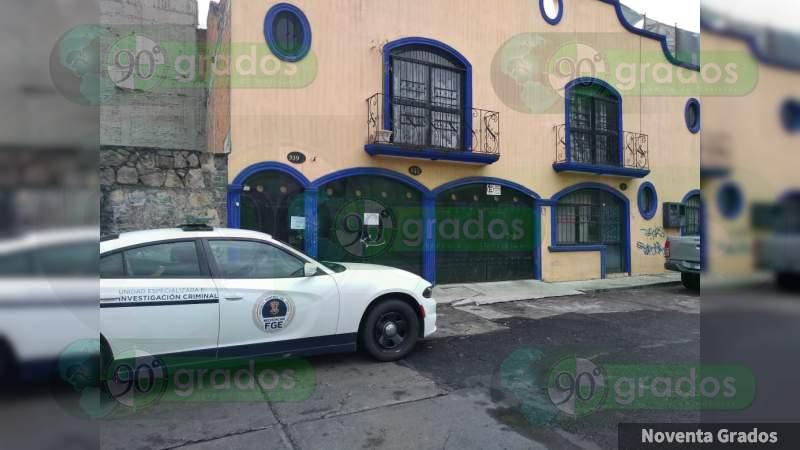 Aseguran marihuana tras cateo a establecimiento en Morelia; hay una joven detenida
