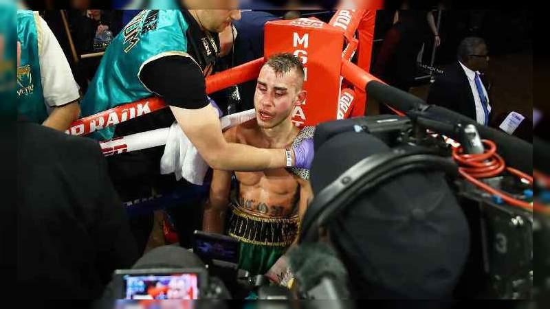 Muere boxeador Maxim Dadashev tras lesiones sufridas en su combate