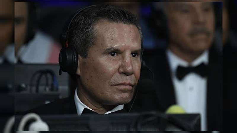 Julio César Chávez fue asaltado a punta de pistola