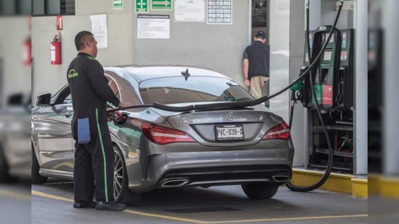 SHCP disminuye el estímulo fiscal a las gasolinas