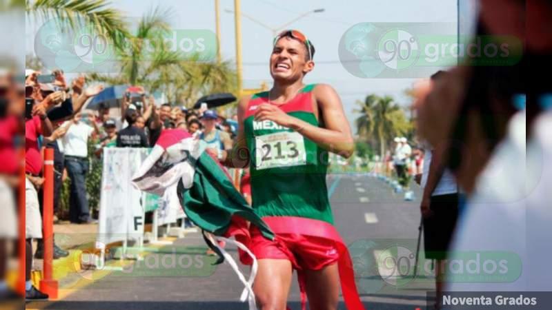El michoacano Isaac Palma, va por medalla a los Panamericanos de Lima 2019