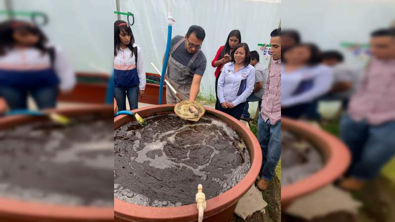 En puerta, nuevo proyecto para uso sustentable del agua del Lago de Pátzcuaro