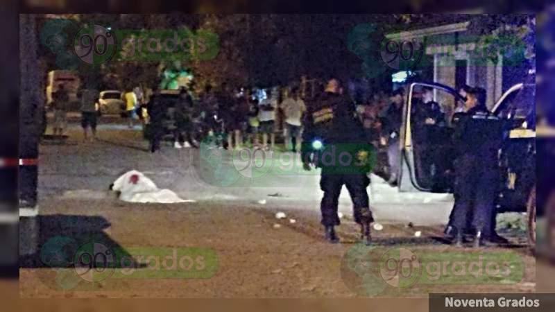 Ejecutan a persona en Zihuatanejo, Guerrero - Noventa Grados