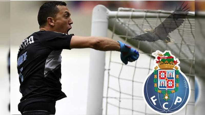 Marchesín deja al América, ya es jugador del Porto
