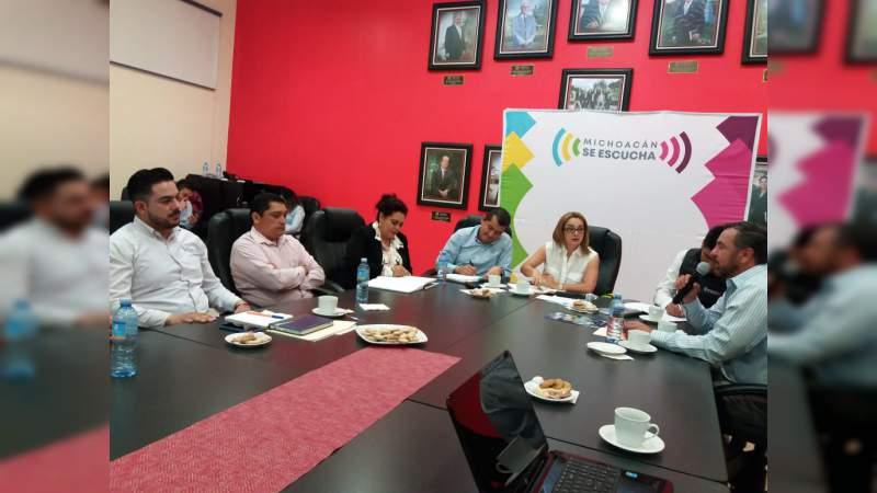 De la mano con los municipios, Sectur Michoacán impulsa el desarrollo turístico del Bajío