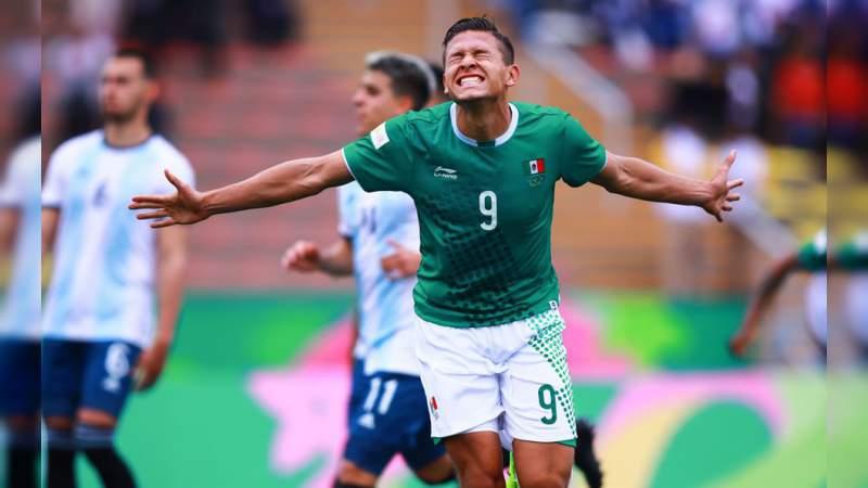 México derrota a Argentina dentro de los Juegos Panamericanos