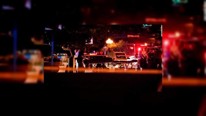 Tiroteo en Dayton, Ohio deja nueve muertos