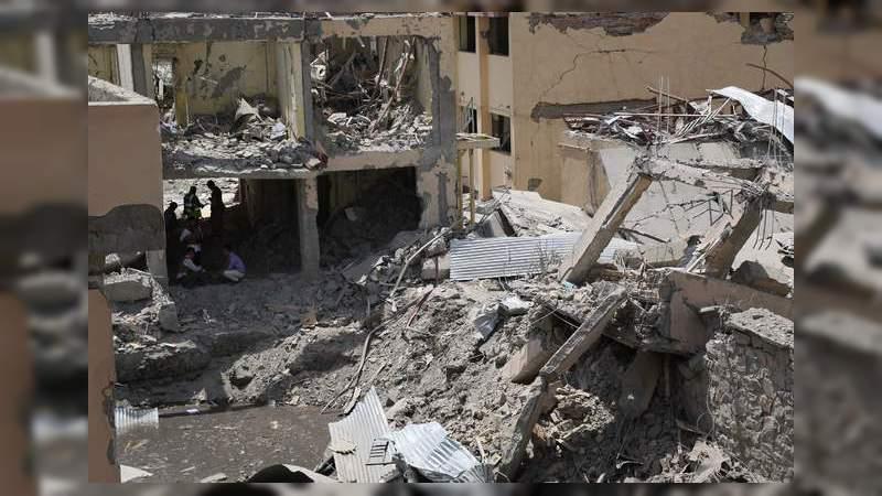 Atentado en Afganistán deja 18 muertos y 145 heridos