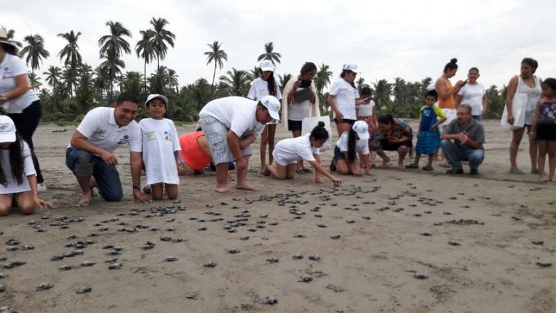La Costa de Michoacana, paraíso del pacifico mexicano: Sectur