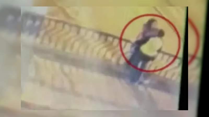 Muere pareja al caer de puente cuando iban a besarse, en Cusco, Perú