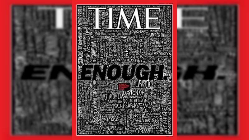 Time pide acabar con el terrorismo supremacista en Estados Unidos