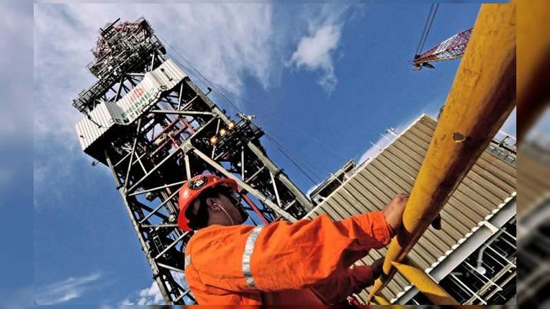 Petróleo mexicano registra una estrepitosa caída
