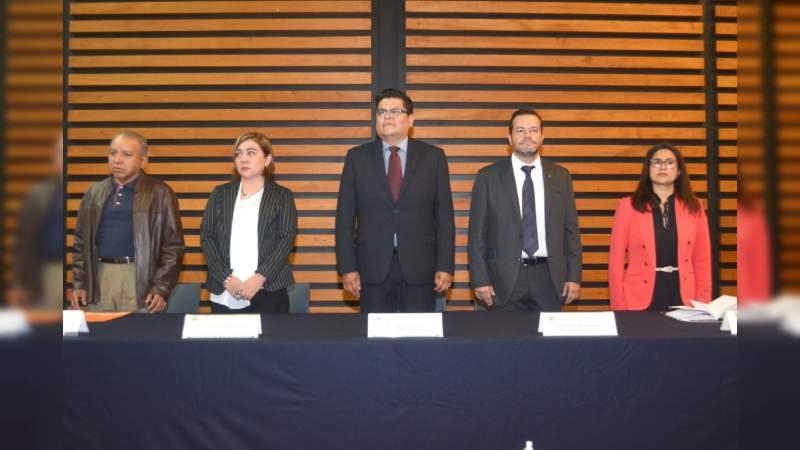 Inauguran el XX Encuentro Universitario Internacional de Actualización Docente