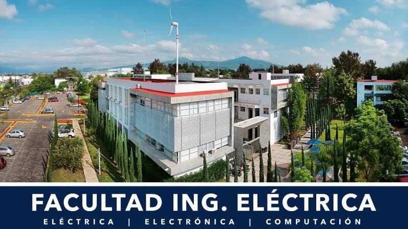 Anuncian convocatoria para la Maestría en Ciencias en Ingeniería Eléctrica que oferta la UMSNH
