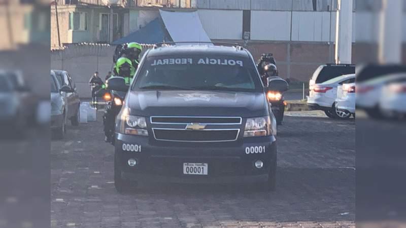 Rosario Robles ya se encuentra en el penal de Santa Martha Acatitla