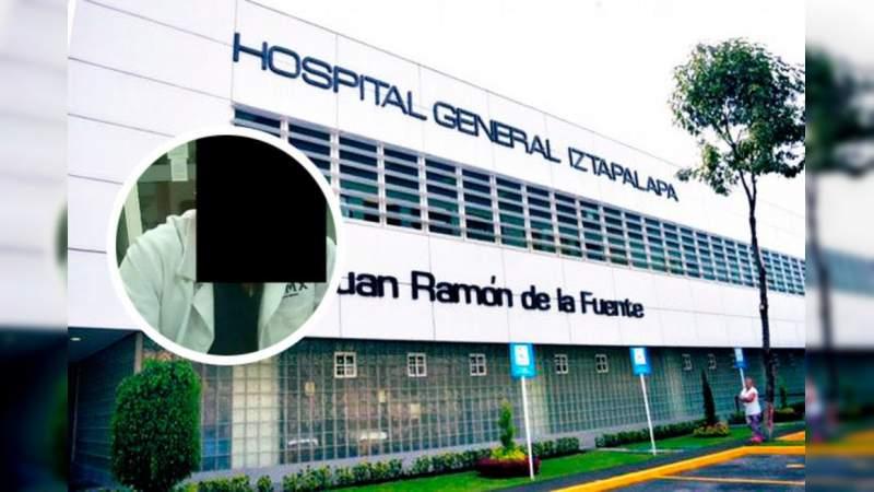 Detienen a médico del IMSS por abusar de una paciente