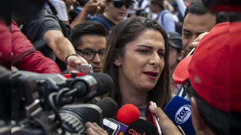 No nos colgamos del éxito en los Juegos Panamericanos: Ana Guevara