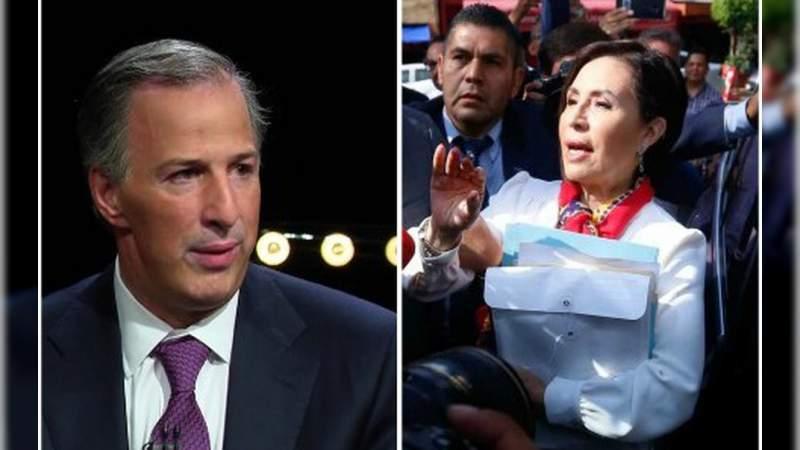 Rosario Robles tiene hasta el viernes para presentar pruebas contra Meade