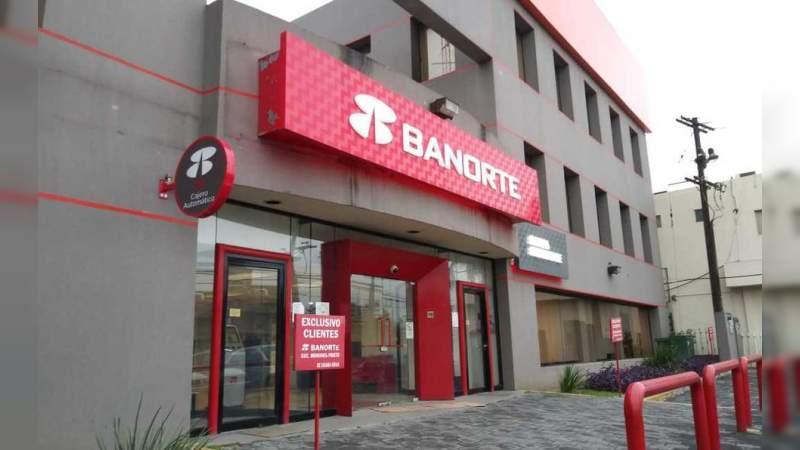 Por fallas, Banorte suspende todos sus servicios este miércoles