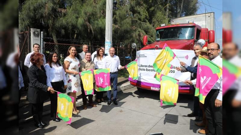 Frutis Solís logra la rectoría de la educación en Michoacán