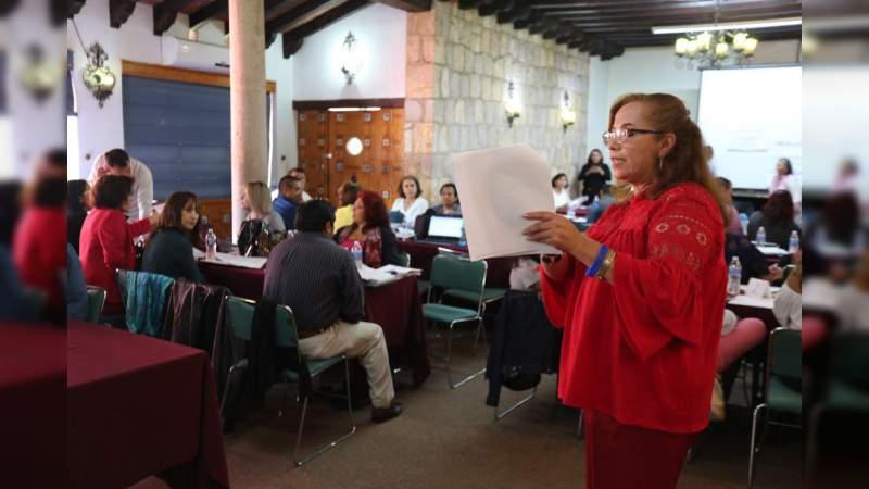 Inicia capacitación de docentes en modelo de la Nueva Escuela Mexicana