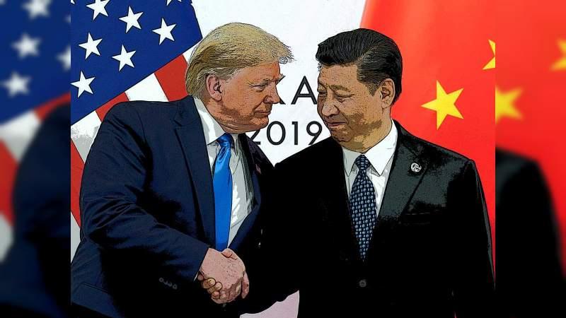 Acuerdo comercial con China será bajo nuestros términos: Trump