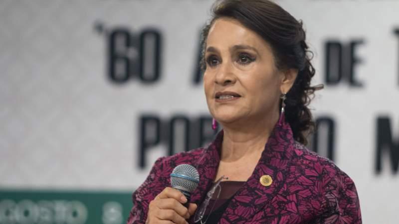 Juez que dictó prisión a Rosario Robles, es sobrino de Dolores Padierna