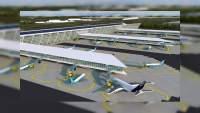 Suspenden construcción del Aeropuerto en Santa Lucía de manera indefinida