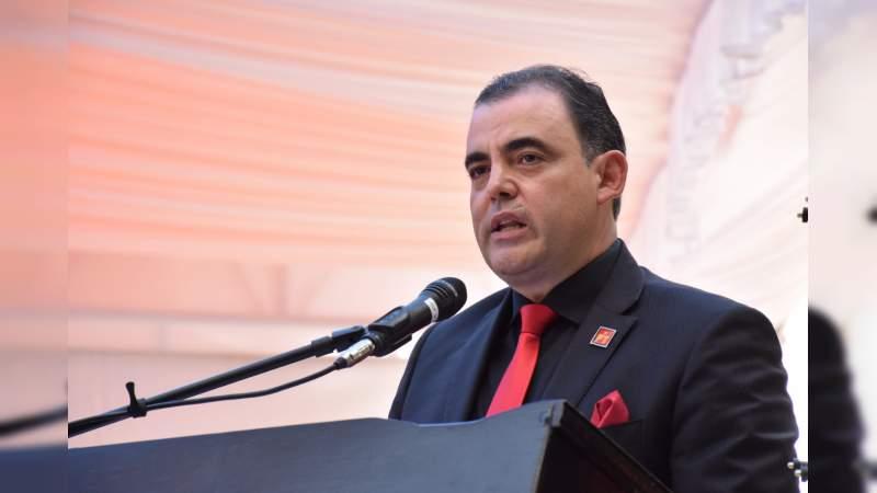 Presenta Baltazar Gaona primer informe de actividades legislativas