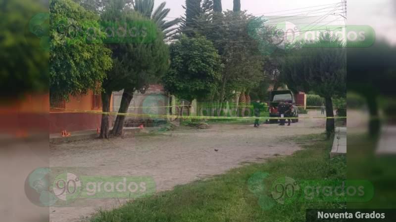 Asesinan a cinco personas en diversos ataques armados en Acámbaro