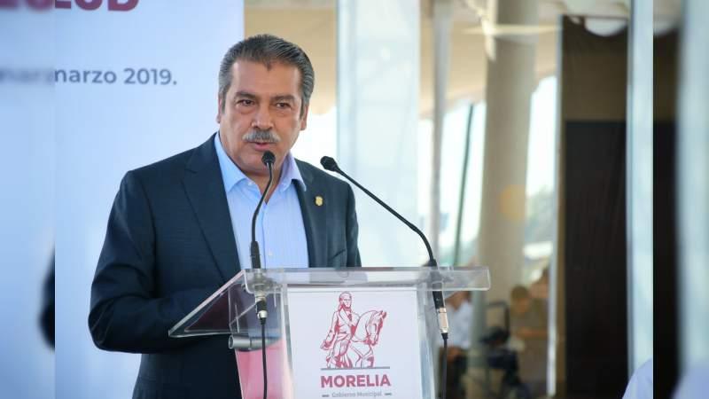 2020 mejor año de Morelia: Morón